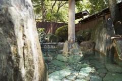 大浴場太陽殿露天風呂