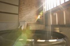 【悠々の階】新和室客室露天風呂イメージ