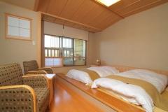 【遥々の階】和モダン洋室イメージ