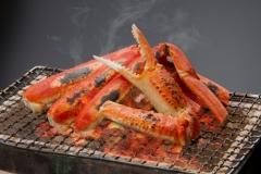焼き蟹イメージ