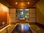 【別邸美悠】庭園側63平米温泉露天付和洋特別室